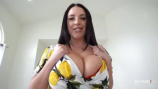 bang - big tits angela white fucked in her asshole